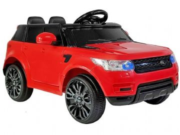 Junior Range Rover HSE Style Ride on Jeep 12v electric with Parental Radio Control Red